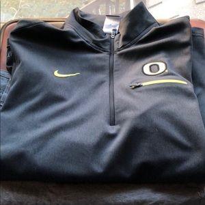 Nike Oregon Duck Quarter Zip